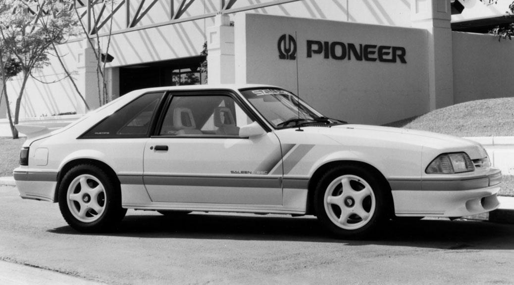 1989 SSC Mustang