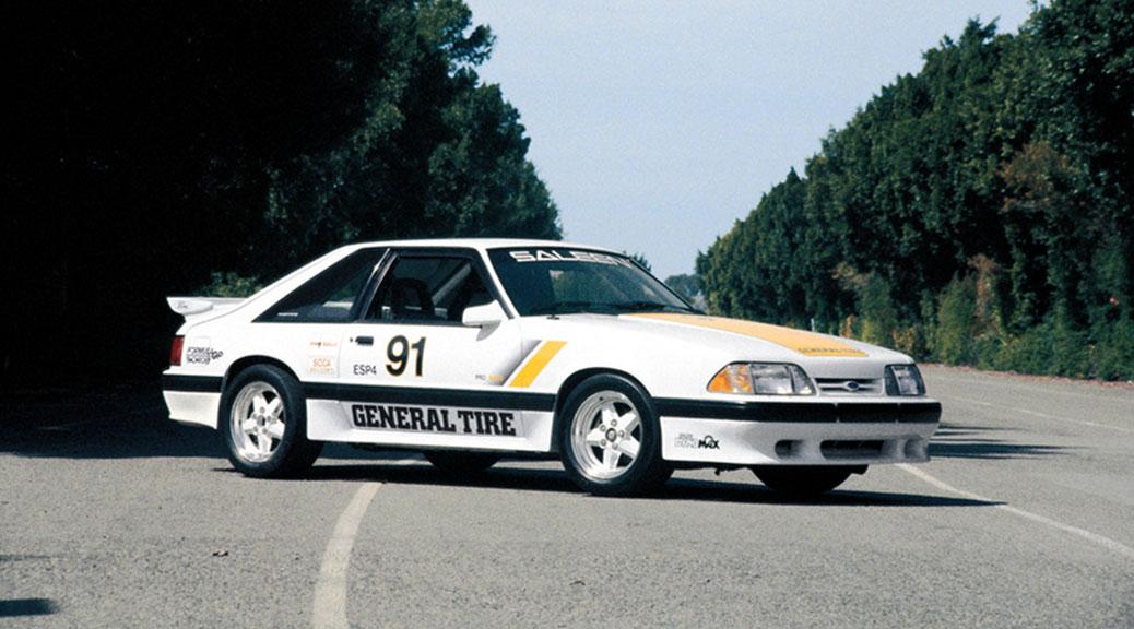 1989 Saleen Mustang John Ames