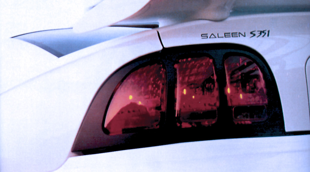 Motor Trend: 1996 S351 Road Test