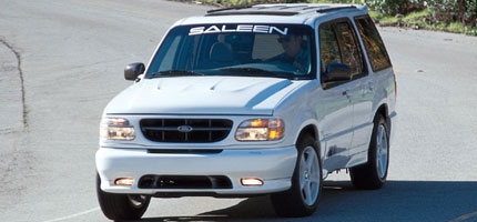 Saleen Explorer XP8