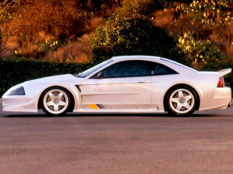All New 2000 Saleen Sr Provides Ultimate Performance