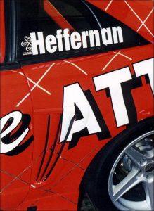 Kevin Heffernan's S351 Saleen Mustang