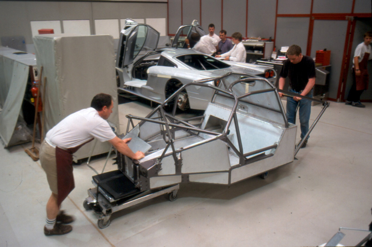 Saleen S7 Chassis Pictures To Pin On Pinterest Thepinsta