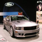 2005 S281 Supercharged Saleen Mustang