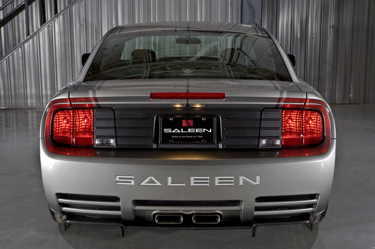 saleen 25th anniversary