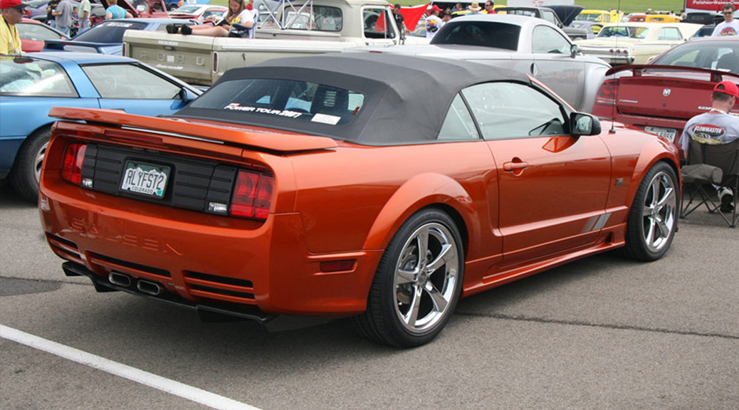 2007 S281 Extreme on Hot Rod Power Tour 2008