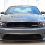 2010 Brenspeed / Speedlab Drag Car - Front View