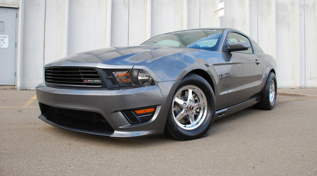2010 Benspeed / Speedlab Mustang