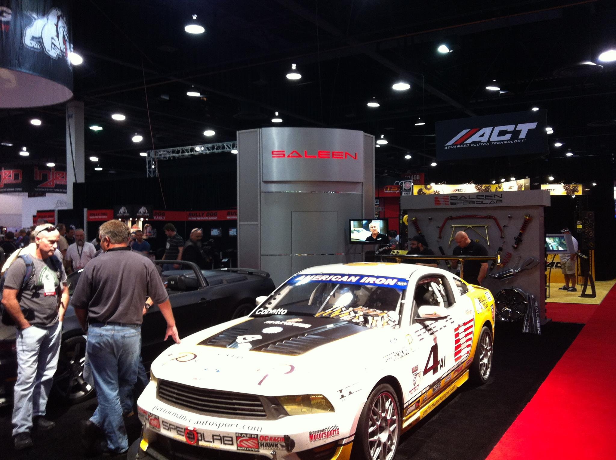 SEMA show is open!! Busy busy. Come visit our booth if you are at the show. Booth 21248