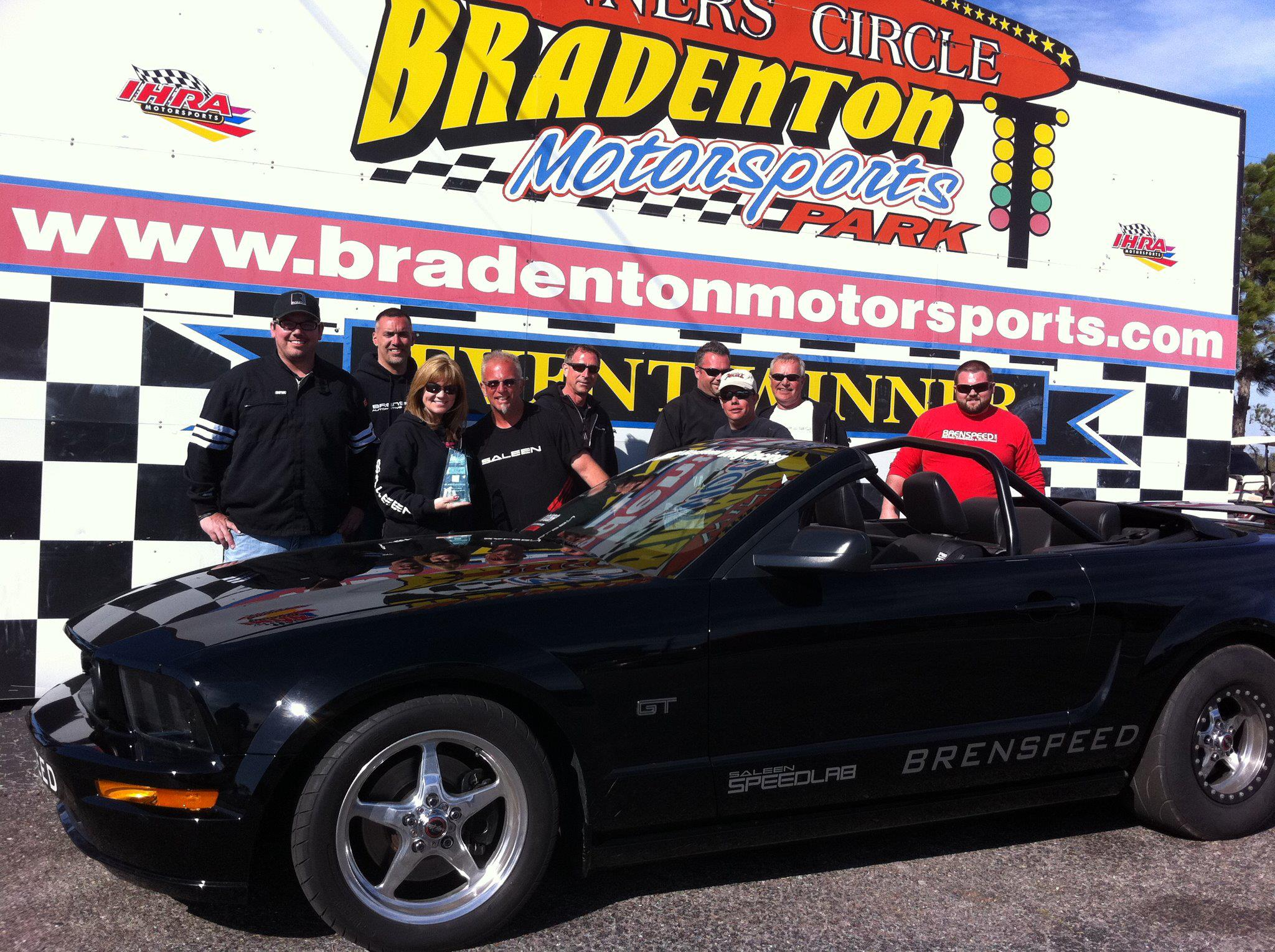 Kent Nine and the Brenspeed Team take class win at NMRA Spring Break Shootout