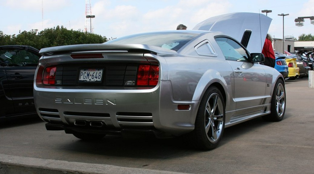 Sam Pack Five Star Ford >> SAM PACK FIVE STAR FORD CAR SHOW   Saleen Owners and ...