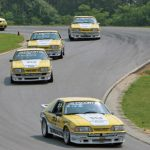 Collection of General Tire Saleen Mustangs