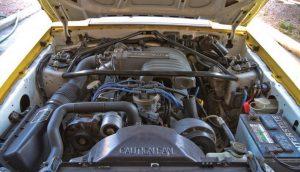 88-0020R Saleen Mustang