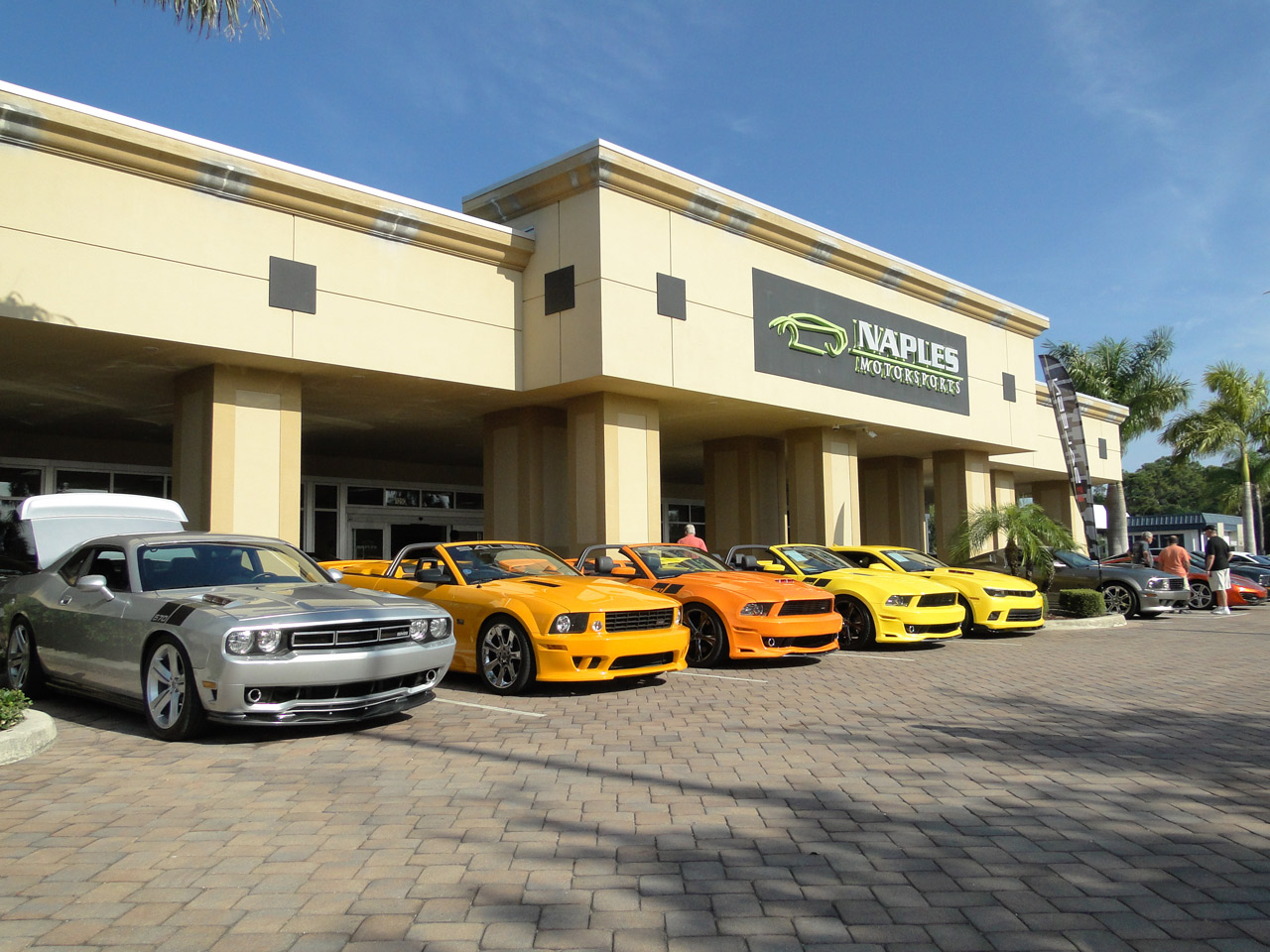 Photos From Naples Motorsports May Breakfast Featuring