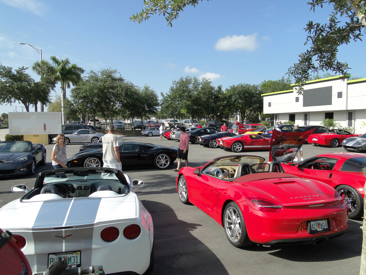 Photos from naples motorsports may breakfast featuring for Motor vehicle naples fl