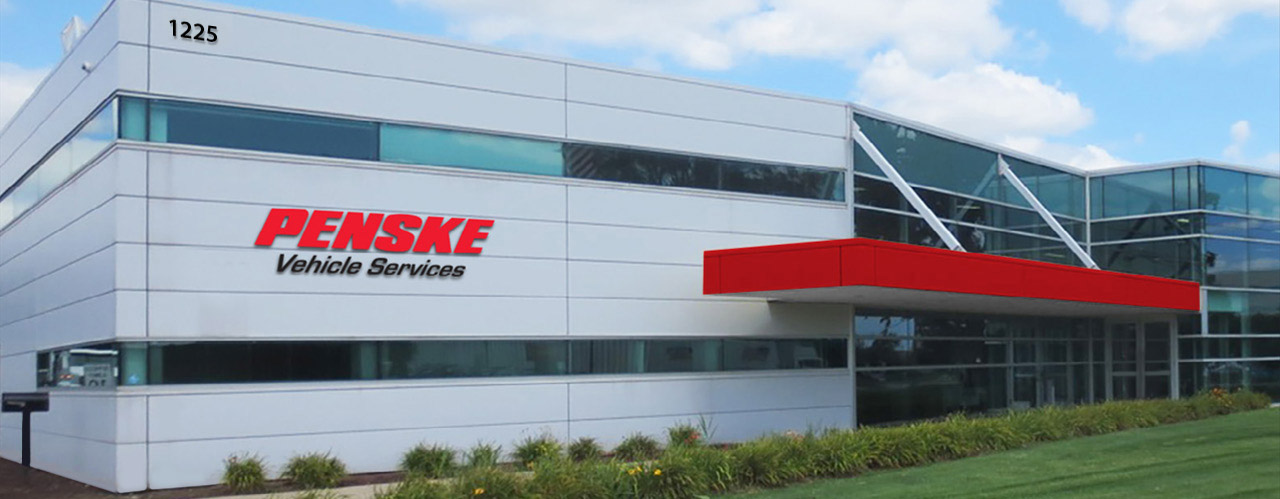 Penske Vehicle Services, Troy MI
