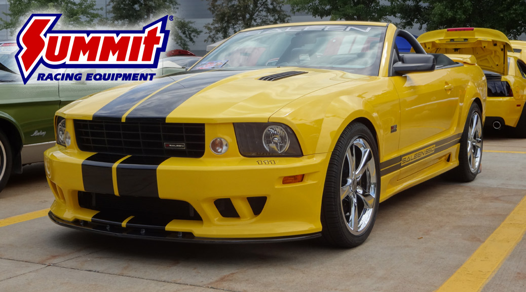 2014 Summit Racing Mustang Show
