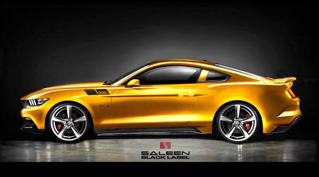 First All New Saleen Mustang Since 2005 Is On The Way