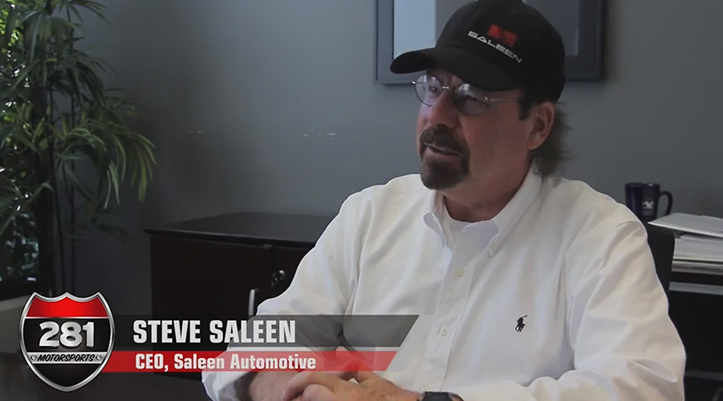 281 Motosports Saleen interview