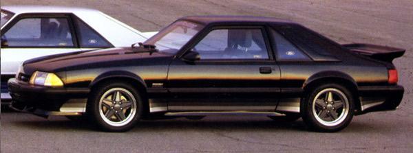 1987-1988 Mustang