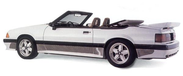 1989-1993 Mustang