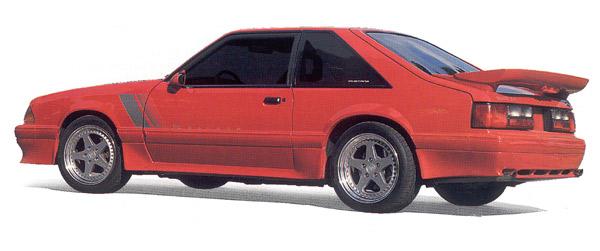 1990-1993 Mustang SC