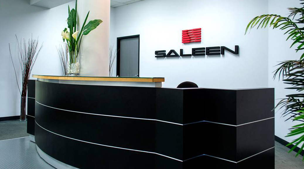 Saleen Office