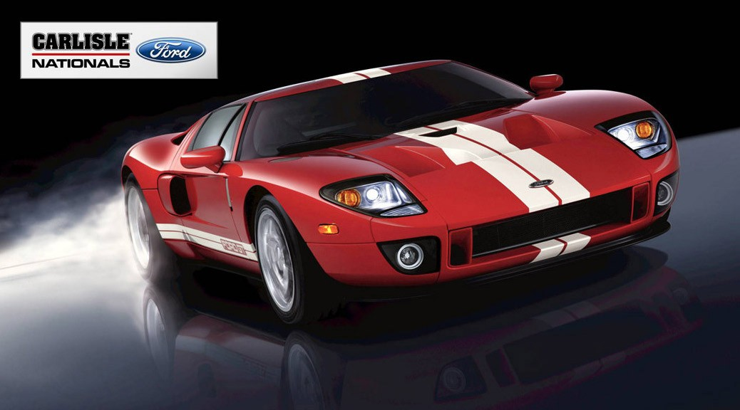 2015 Carlisle Ford Nationals - Ford GT