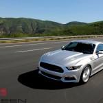 2015 S302 Mustang