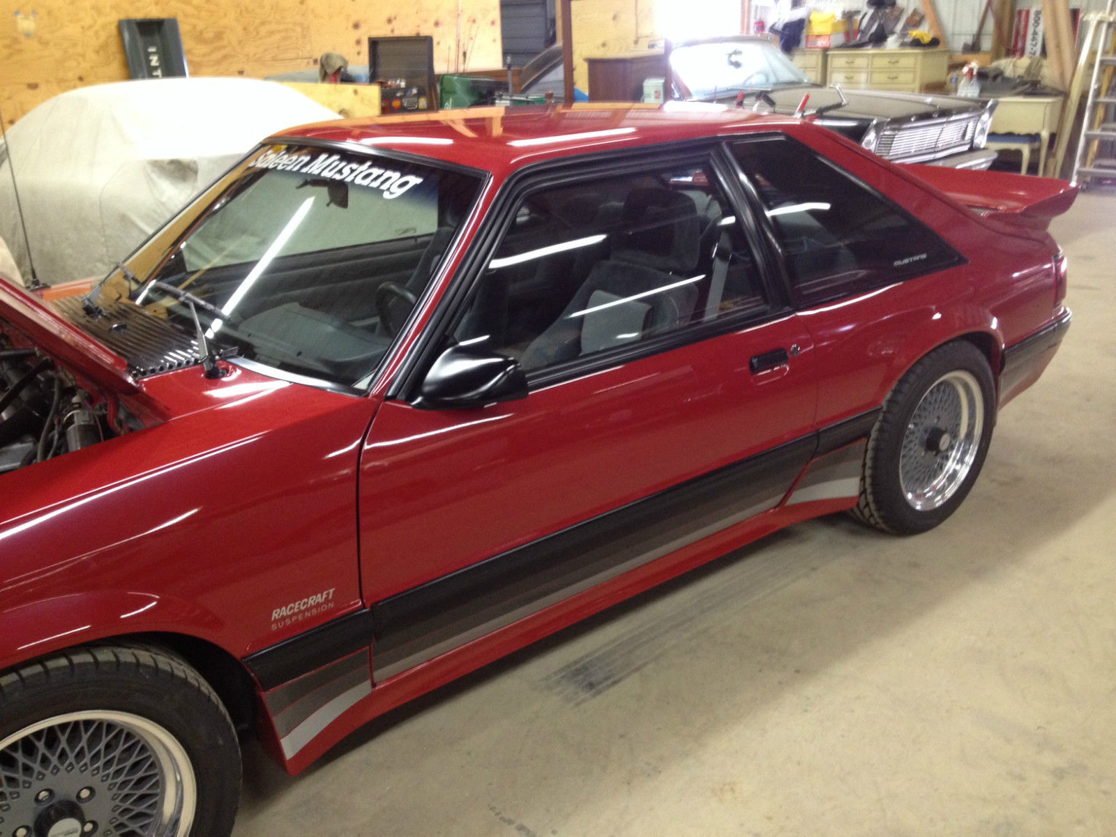 Ford Dealership Peoria Il >> 1987 HATCHBACK (87-0162) OFFERED ON eBay   Saleen Owners ...
