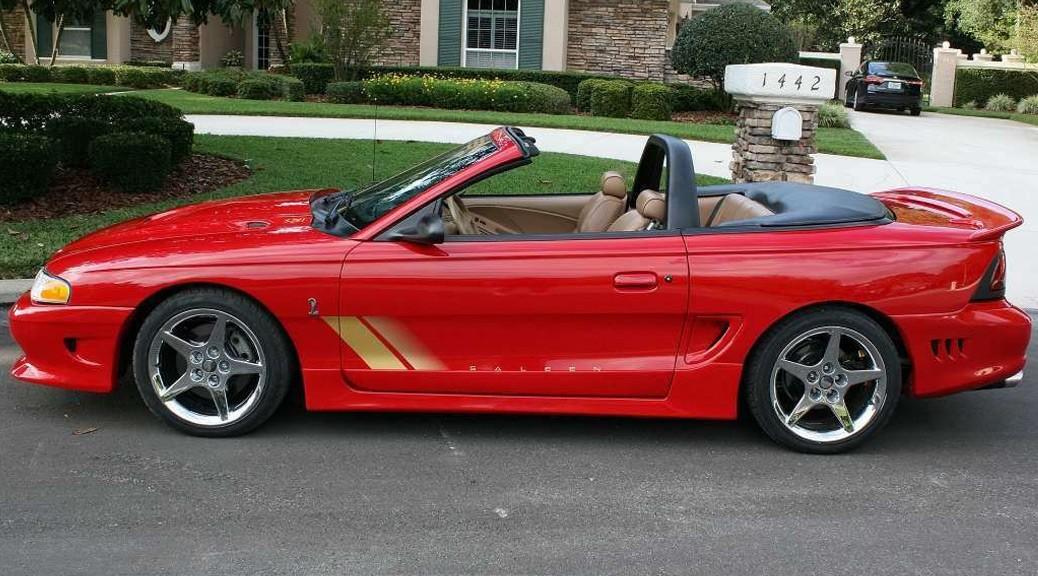 1997 s281 cobra convertible 97 0180 offered on ebay. Black Bedroom Furniture Sets. Home Design Ideas