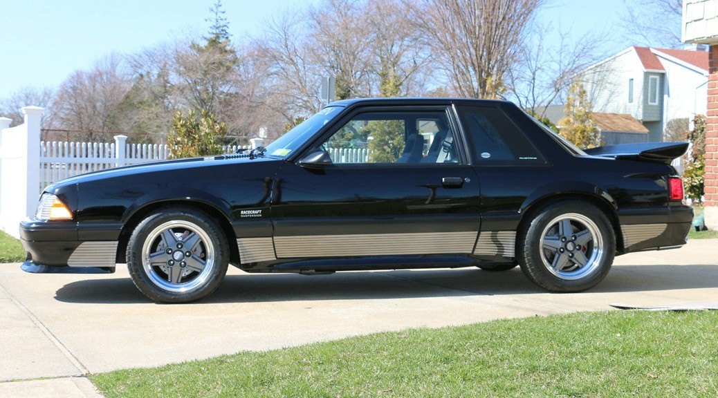 1991 Coupe 91 0073 Offered On Ebay Saleen Owners And