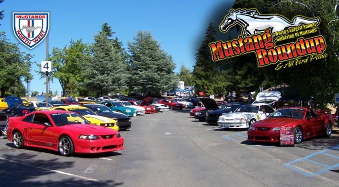 Mustangs Northwest Roundup 2015
