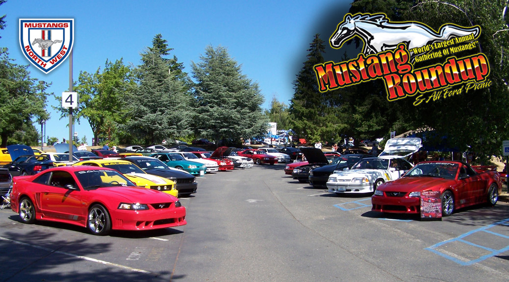Mustangs Northwest Roundup 2015