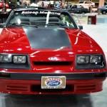 86-0083 Saleen Mustang convertible