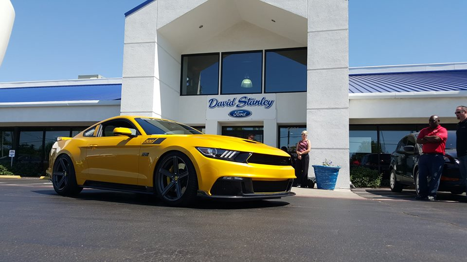 Poised at David Stanley Ford - June 15, 2015