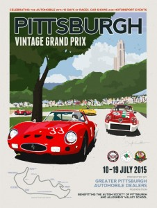 2015 Pittsburgh Vintage Grand Prix