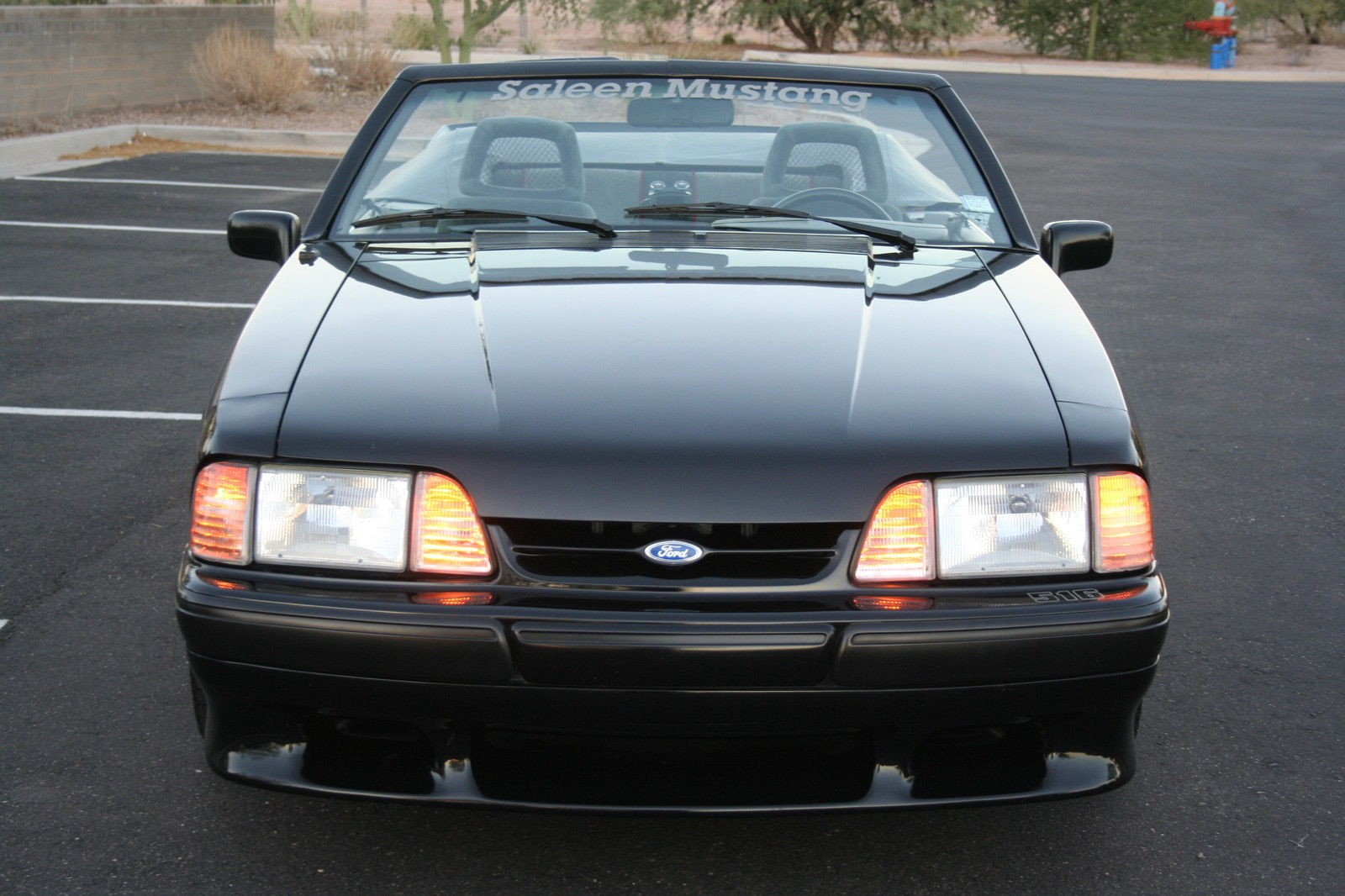 convertible   offered  ebay saleen owners
