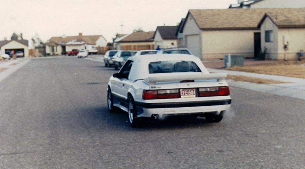 87-0192 Saleen Mustang