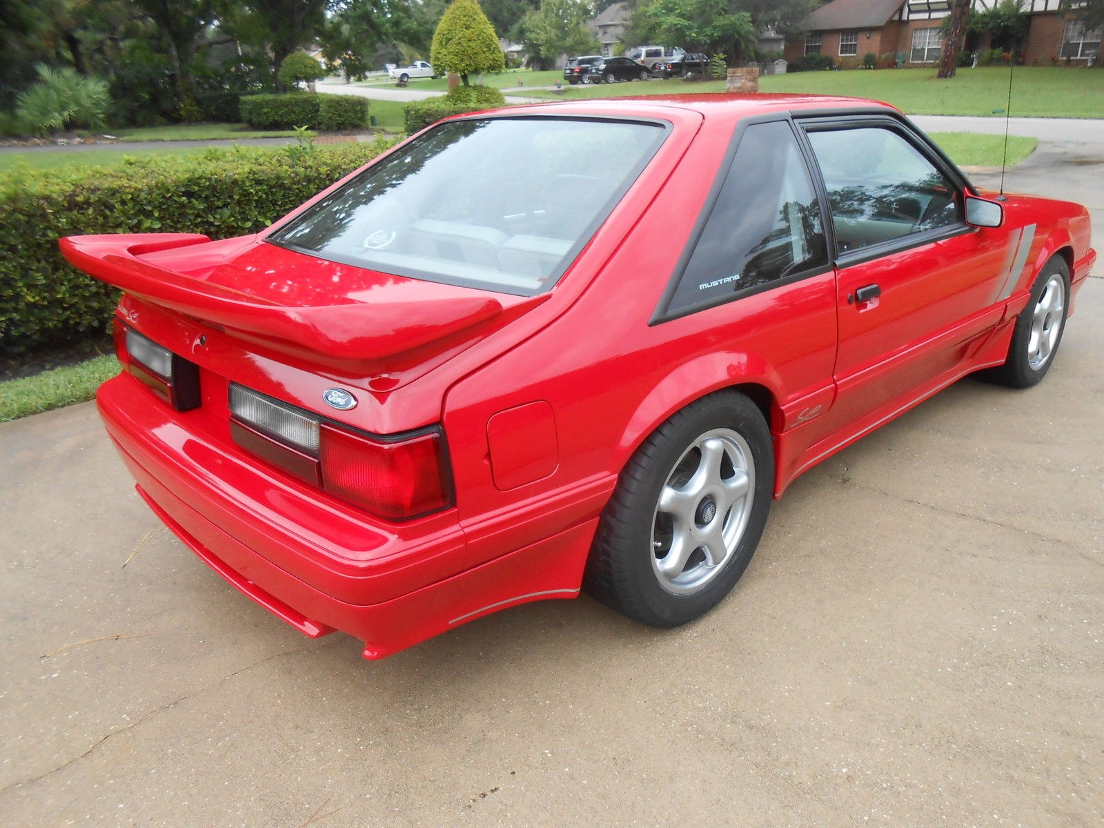 1991 Sc 91 0009sc Offered On Ebay Saleen Owners And