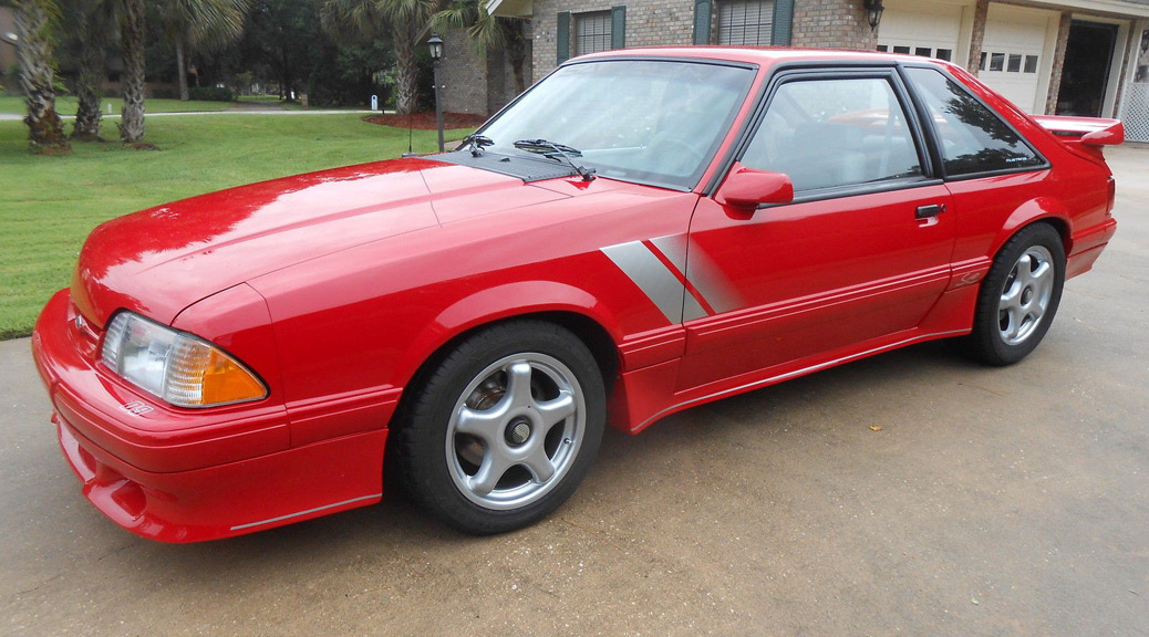 Damerow Ford Service 1991 SC (91-0009SC) OFFERED ON eBay | Saleen Owners and ...