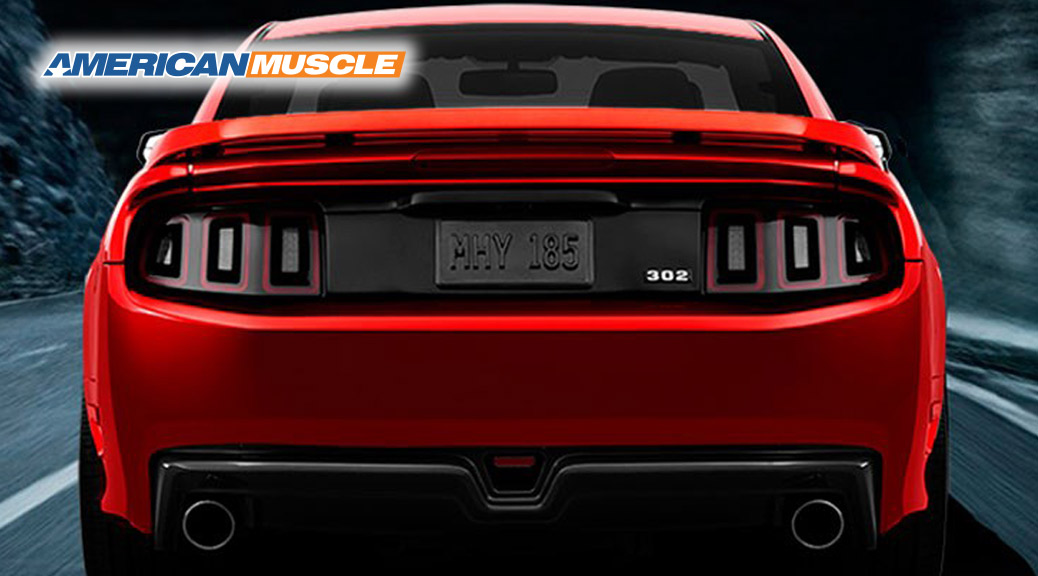 AmericanMuscle Saleen parts