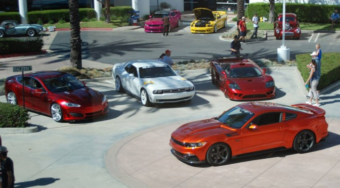 19th Annual Saleen Show & Open House