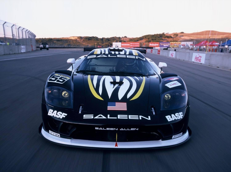 S7R Saleen team car