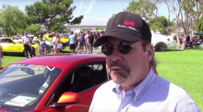 Steve Saleen reviews 302 Black Label with Mustang Connection