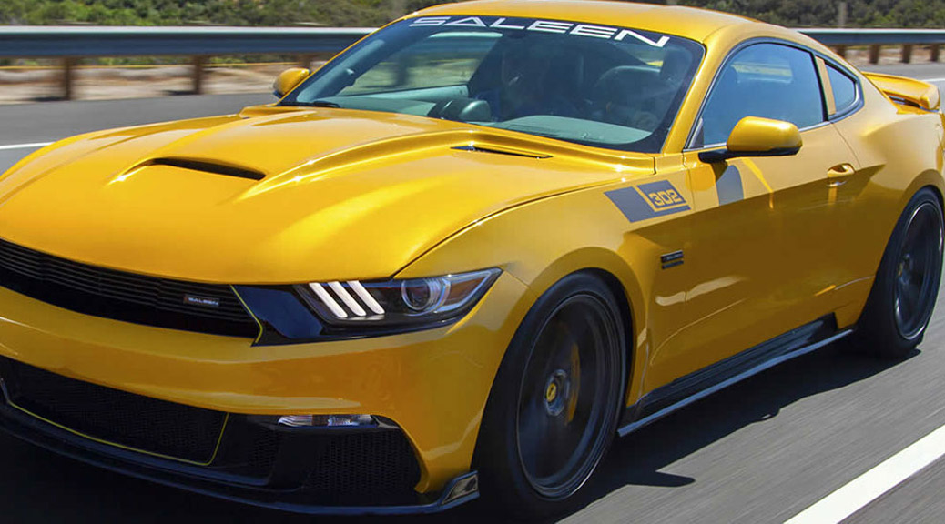New York Post, Invest in Saleen Automotive