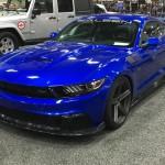 San Diego International Auto Show, 15-0042 S302 Black Label