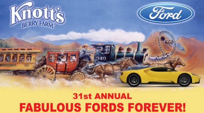 31st Fabulous Fords Forever
