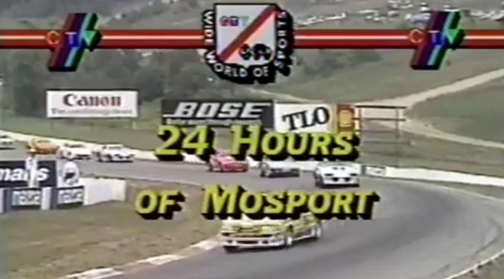 1989 SCCA Escort Endurance, Mosport Canada