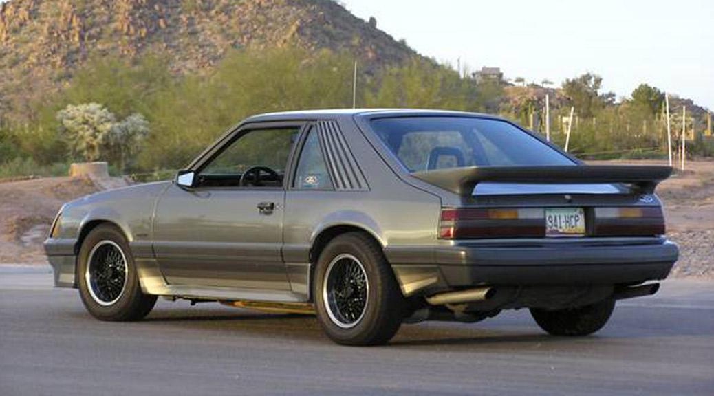 BaT Feature - 85-0065 Saleen Mustang